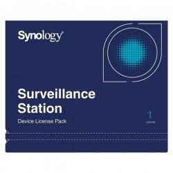 Synology 1 další licence...