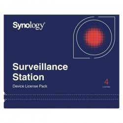 Synology 4 další licence...