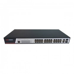 HIKVISION DS-3E2326P (24+2)