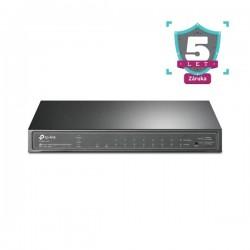 TP-LINK T1500G-10PS (8+2)