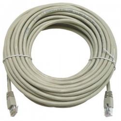 Síťový kabel s konektory, 18m