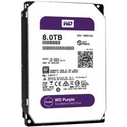 WD Purple 8TB HDD, WD8xPURZ
