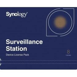 Synology 8 dalších licence...