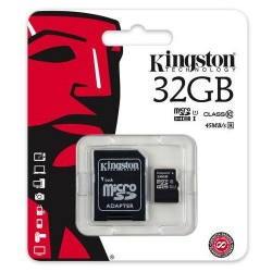 Paměťová karta 32GB...